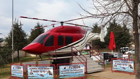 Helikopter Simulasyonu Galeri - 1. Resim