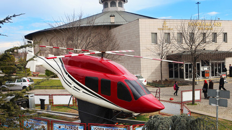 Helikopter Simulasyonu Galeri - 2. Resim