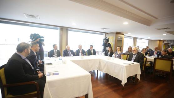 27. Uluslararası Panorama Konferansı İstanbul'da Yapıldı