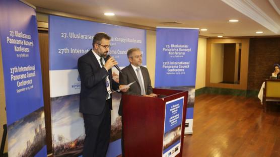 27. Uluslararası Panorama Konferansı İstanbul'da Başladı