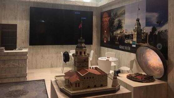 İBB Kültür A.Ş., müzeleriyle Heritage İstanbul Restorasyon, Arkeoloji ve Müzecilik Teknolojileri Fuarı'nda…