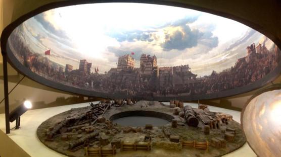 Panorama 1453 Tarih Müzesi'nden ziyaretçilerine fetih hediyeleri
