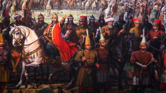 Panorama 1453 Tarih Müzesi / Mehter Gösterisi